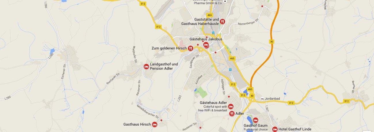 Google Maps Einrichten Angebot