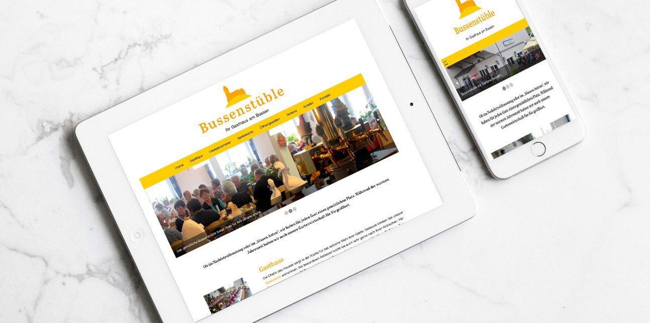 Responsive Webdesign Angebot