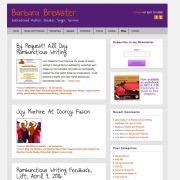 Barbara Brewster