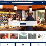 Maier Licht - Onlineshop