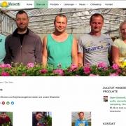 Gärtnerei Masetti - Onlineshop