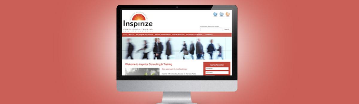 Webdesign für Firmenhomepage