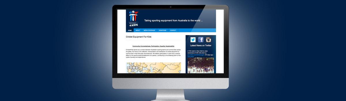 Webdesign für non-rofit gemeinnützige Organisationen